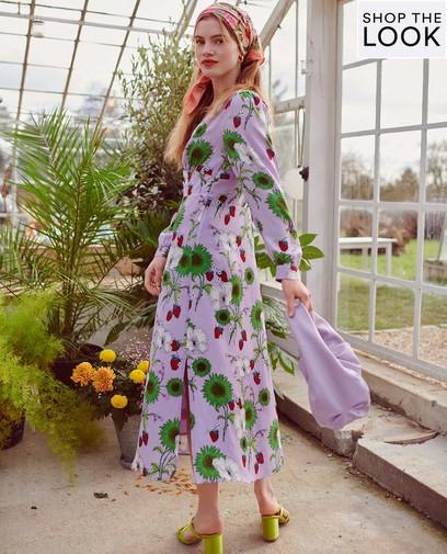 Fleurig in pastel Marylène Madou